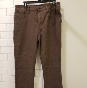 NYDJ brown khaki pants